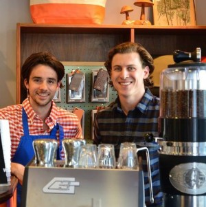 Compass Coffee Owners